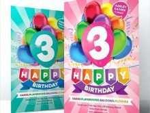 30 Best Kiddie Birthday Invitation Template With Stunning Design with Kiddie Birthday Invitation Template