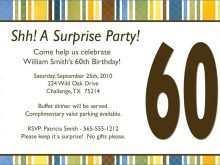 30 Format Surprise Party Invitation Template Download With Stunning Design with Surprise Party Invitation Template Download