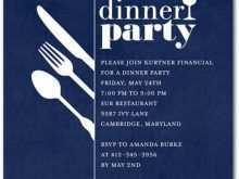 30 Free Dinner Invitation Template Microsoft Word Layouts for Dinner Invitation Template Microsoft Word