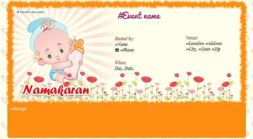 30 Online Invitation Card Name Format Maker with Invitation Card Name Format