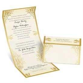 30 Printable Z Fold Wedding Invitation Template for Ms Word for Z Fold Wedding Invitation Template