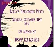 30 Standard Birthday Invitation Template Halloween Photo with Birthday Invitation Template Halloween