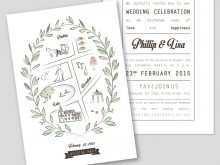 30 The Best Wedding Invitation Template Ai Photo for Wedding Invitation Template Ai
