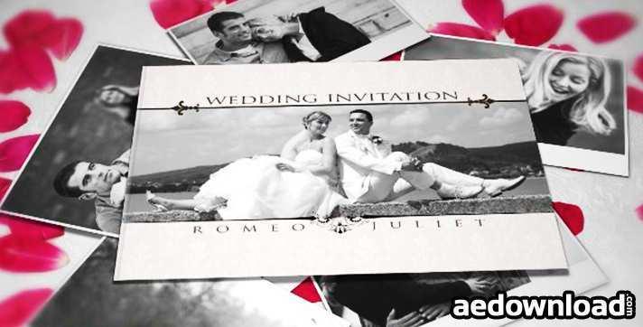 31 Adding After Effect Wedding Invitation Template Formating for After Effect Wedding Invitation Template