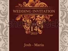 31 Creating Free Royal Wedding Invitation Template Layouts with Free Royal Wedding Invitation Template