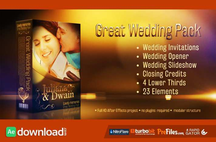 31 Format After Effect Wedding Invitation Template in Photoshop for After Effect Wedding Invitation Template