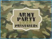 31 Format Camouflage Party Invitation Template in Word by Camouflage Party Invitation Template
