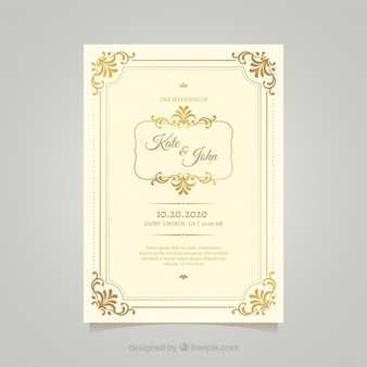 32 Adding Elegant Wedding Invitation Designs Free in Word with Elegant Wedding Invitation Designs Free