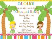 32 Online Kiddie Birthday Invitation Template in Word for Kiddie Birthday Invitation Template