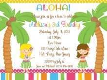 32 Online Kiddie Birthday Invitation Template in Word for Kiddie Birthday Invitation Template