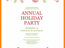 32 Online Microsoft Word Holiday Party Invitation Template in Word for Microsoft Word Holiday Party Invitation Template
