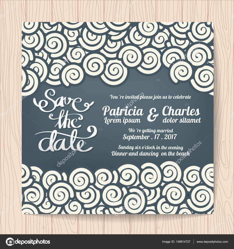 33 Blank Japanese Wedding Invitation Template in Word with Japanese Wedding Invitation Template