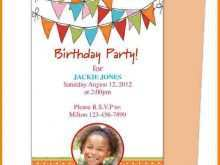 33 Printable Party Invitation Templates Word With Stunning Design for Party Invitation Templates Word