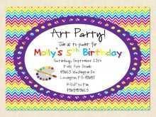 33 Report Birthday Invitation Template Child PSD File with Birthday Invitation Template Child