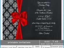 34 Adding Elegant Christmas Invitations Templates Free With Stunning Design by Elegant Christmas Invitations Templates Free