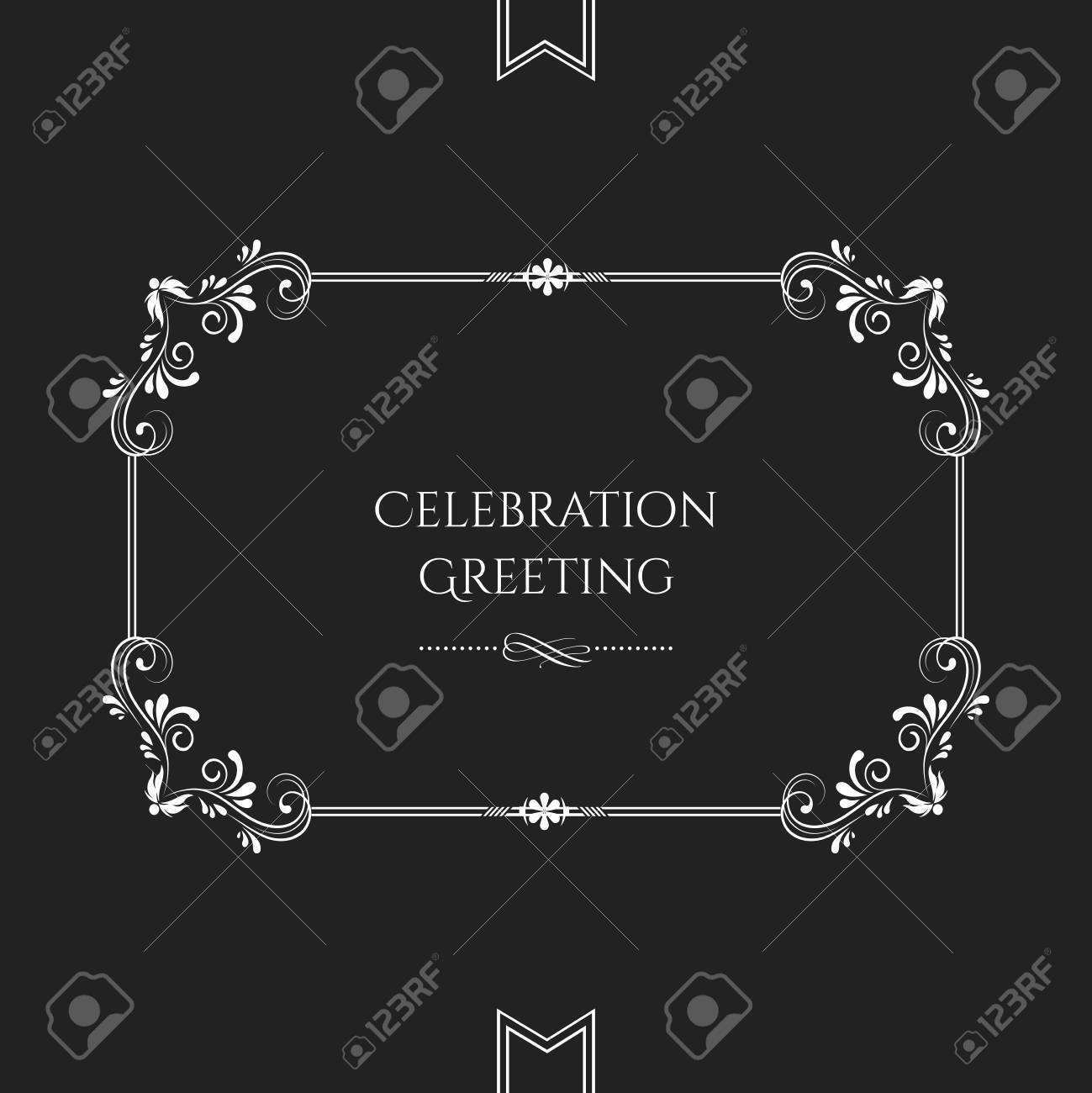 5 Best Scroll Invitation Template Vector Formating for Scroll
