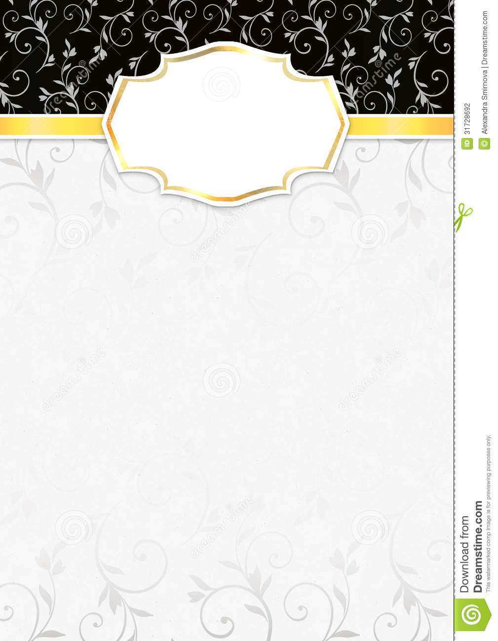 4 Online Elegant Invitation Background Designs Now with Elegant