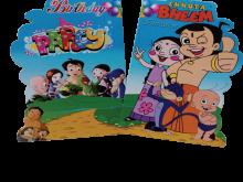 34 Standard Chota Bheem Birthday Invitation Template in Word with Chota Bheem Birthday Invitation Template