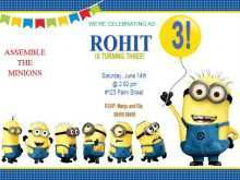 35 Creative Birthday Invitation Template Chota Bheem Layouts by Birthday Invitation Template Chota Bheem
