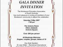 35 Customize Corporate Dinner Invitation Examples Download by Corporate Dinner Invitation Examples