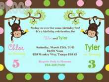 35 The Best Joint Birthday Party Invitation Template Templates for Joint Birthday Party Invitation Template