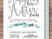 35 Visiting Elopement Party Invitation Template Photo with Elopement Party Invitation Template