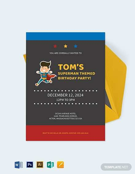 36 How To Create Party Invitation Template Adobe Download with Party Invitation Template Adobe