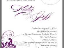 36 Printable Wedding Invitation Templates Violet For Free with Wedding Invitation Templates Violet