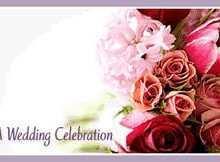 36 Standard Blank Wedding Invitation Card Template for Ms Word with Blank Wedding Invitation Card Template