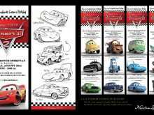 37 Customize Our Free Disney Cars Birthday Invitation Template Free For Free for Disney Cars Birthday Invitation Template Free