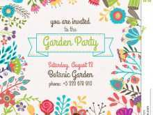 Party Invitation Template Mexican