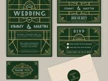37 Customize Our Free Wedding Invitation Template Green With Stunning Design for Wedding Invitation Template Green
