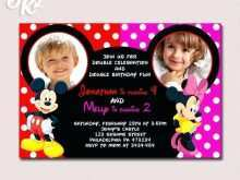 37 Format Joint Party Invitation Template Formating for Joint Party Invitation Template