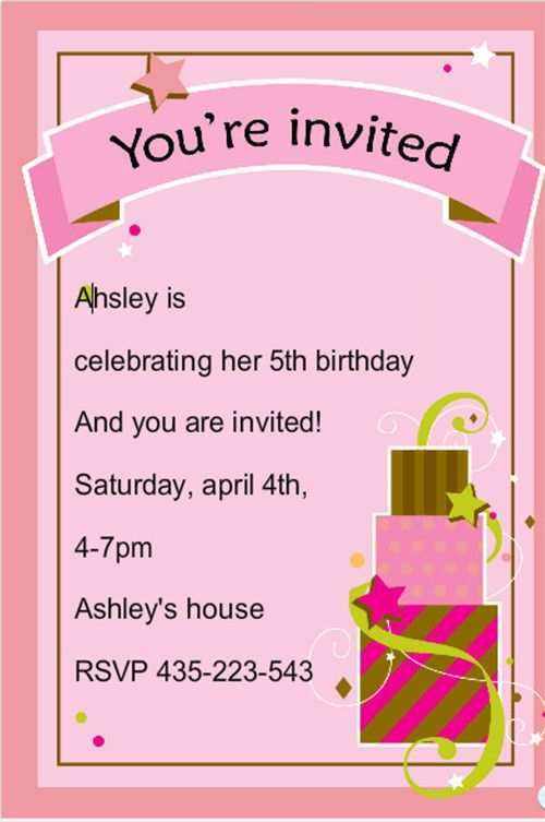 37 Free Printable Example Of Invitation Card In Debut in Photoshop with Example Of Invitation Card In Debut