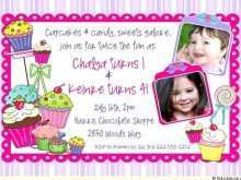 37 Online Joint Birthday Party Invitation Template For Free for Joint Birthday Party Invitation Template