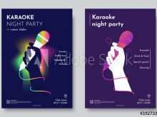 37 Standard Karaoke Party Invitation Template for Ms Word with Karaoke Party Invitation Template