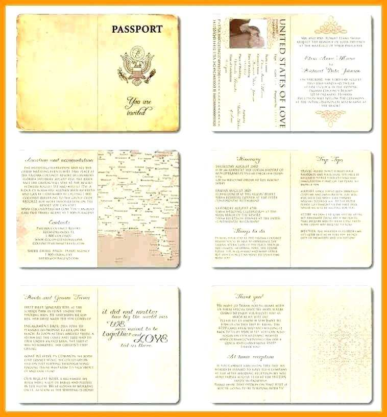 38 Create Free Passport Wedding Invitation Template For Free by Free Passport Wedding Invitation Template