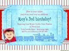 38 Customize Our Free Birthday Invitation Templates For 4 Year Old Boy Download by Birthday Invitation Templates For 4 Year Old Boy