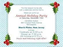 38 Format Christmas Party Invitation Template PSD File by Christmas Party Invitation Template