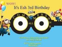 38 Report Chota Bheem Birthday Invitation Template in Photoshop with Chota Bheem Birthday Invitation Template