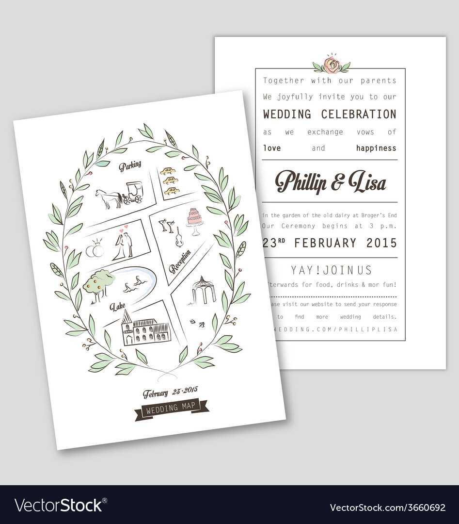 5 Adding Adobe Illustrator Wedding Invitation Template Free for