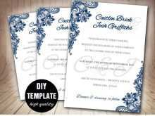 Wedding Invitation Template Diy