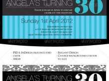 39 Creating Birthday Invitation Template Indesign PSD File with Birthday Invitation Template Indesign