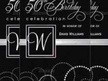 39 Free Printable 50Th Birthday Invitation Template Vector in Photoshop by 50Th Birthday Invitation Template Vector