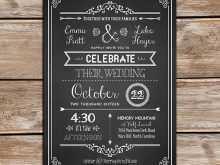 39 Report Chalkboard Wedding Invitation Template Free Photo by Chalkboard Wedding Invitation Template Free