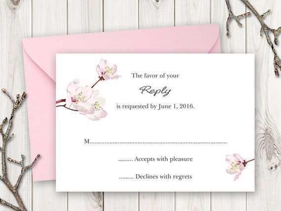 40 Best Japanese Wedding Invitation Template Formating by Japanese Wedding Invitation Template