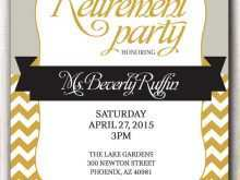 Party Invitation Templates Word Free