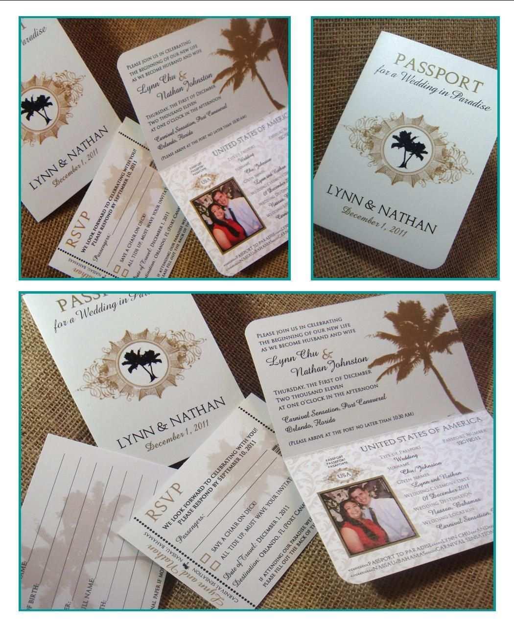 40 Free Free Passport Wedding Invitation Template Templates by Free Passport Wedding Invitation Template