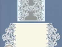 41 Adding Wedding Invitation Template Laser Cut for Ms Word by Wedding Invitation Template Laser Cut