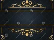 41 Best Elegant Invitation Background Designs PSD File with Elegant Invitation Background Designs
